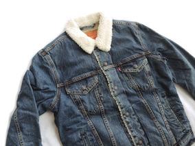 2092a5c7b1 Jaqueta Jeans Com Forro De L Gap Comprada Jap O - Casacos no Mercado ...