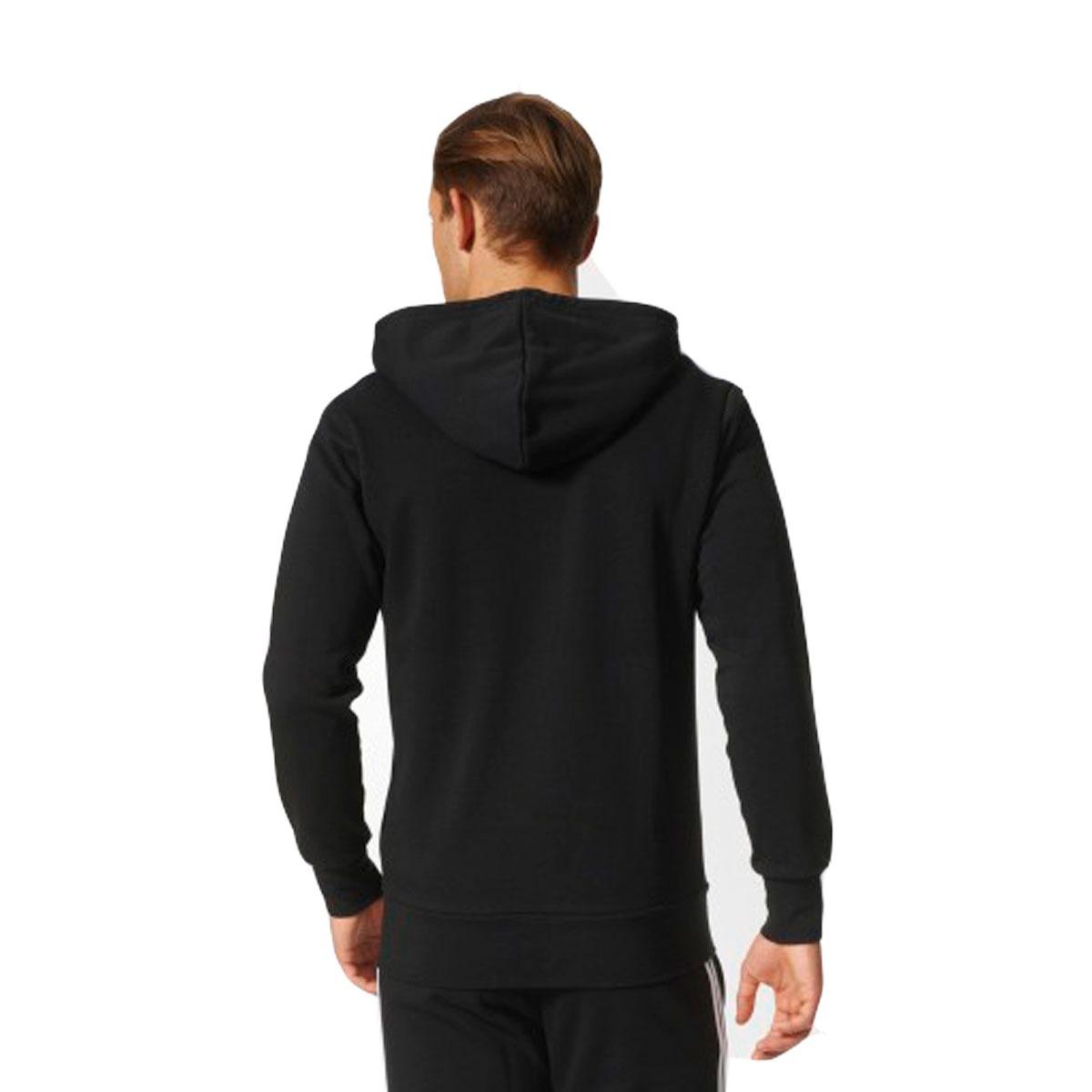 874468c9a93 jaqueta masculina adidas essentials 3s fz hood s98786. Carregando zoom.