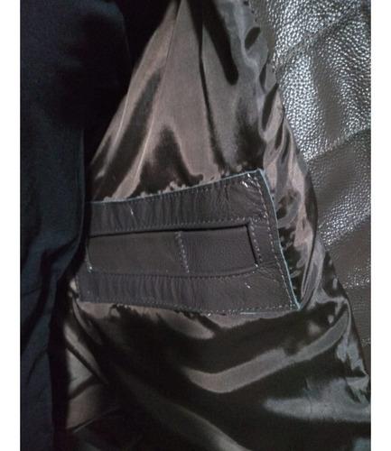 jaqueta masculina couro legítimo bovino casaco motoqueiro