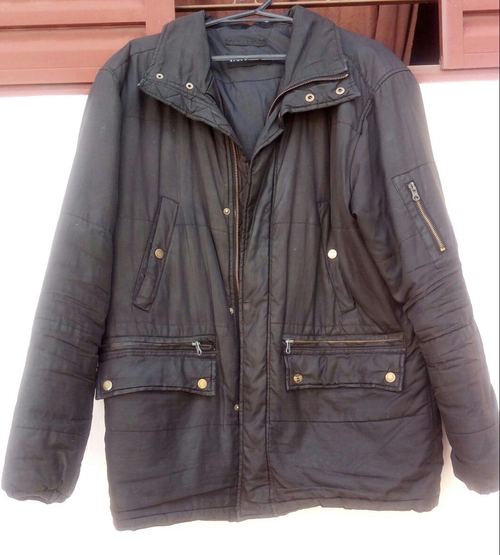 jaqueta masculina forrada preta renner. Carregando zoom. 0816c0ced94