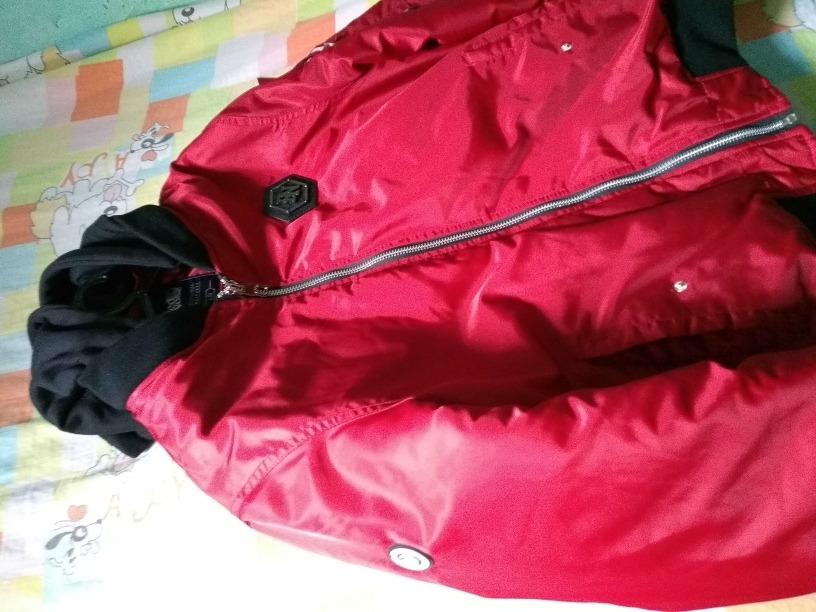 jaqueta masculina frio vermelha bomber red nose. Carregando zoom. d4fa851c83b