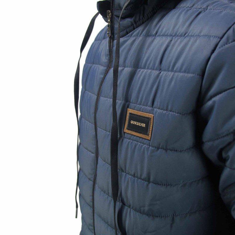 jaqueta masculina quiksilver puff azul. Carregando zoom. 6cca5655d20