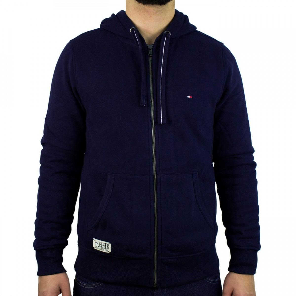 fed1da44b jaqueta masculina tommy hilfiger prospect moletom original. Carregando zoom.
