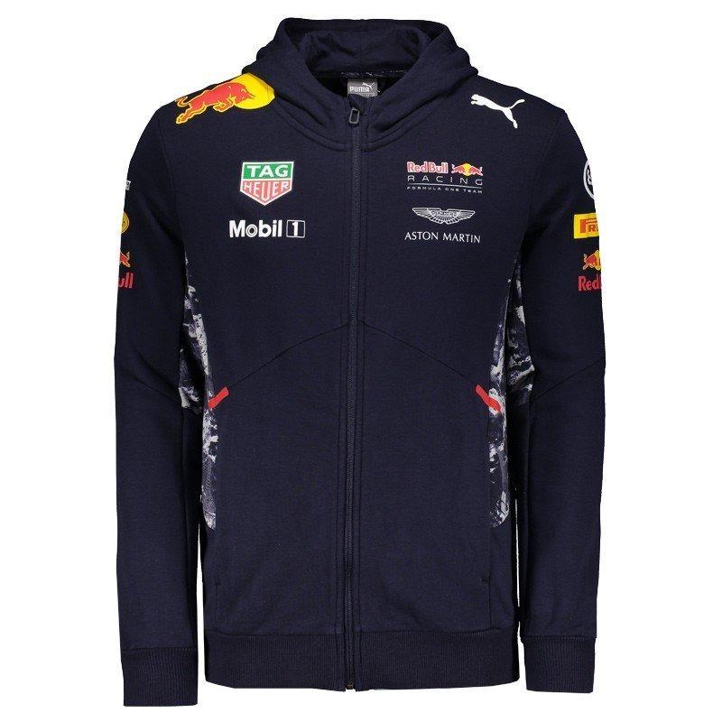 Jaqueta Masculino Marinho Puma Red Bull Racing Promoção - R  399 ee9d5e07aa03e