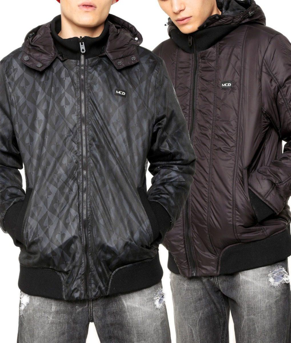 jaqueta mcd dupla face custom preto - original + frete. Carregando zoom. 6913ef06702