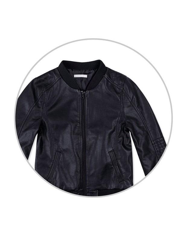 f5bf61aa7 jaqueta couro pu infantil menino hering kids kvfbn10si · jaqueta menino  hering