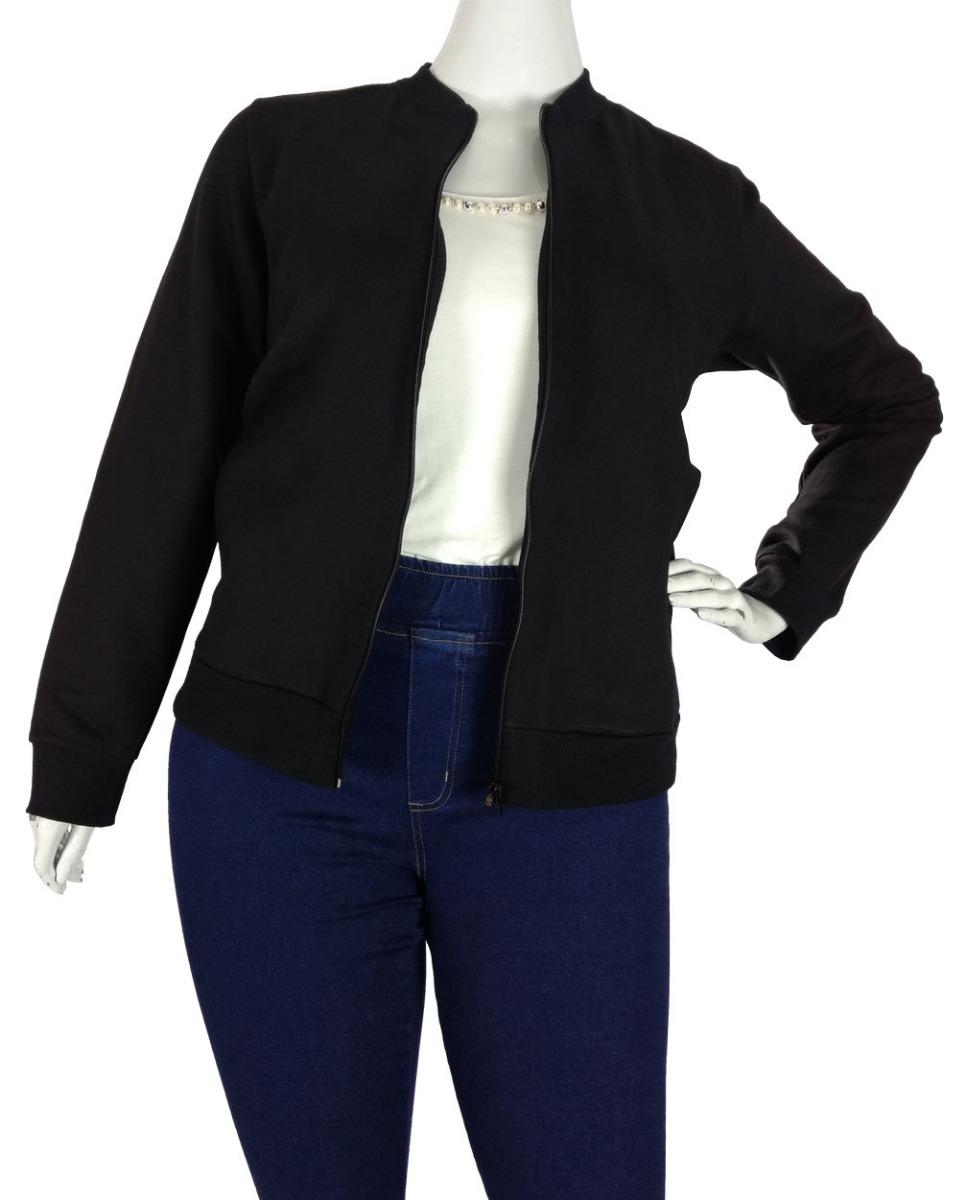 a8d7ed51a jaqueta moletom feminino plus size casaco malwee - promoção. Carregando  zoom.