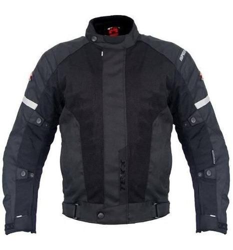 jaqueta moto texx saga ventilada inverno impermeavel 4 em 1