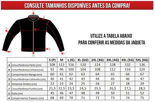 jaqueta motoqueiro impermeável 100% texx strike 2 + proteção