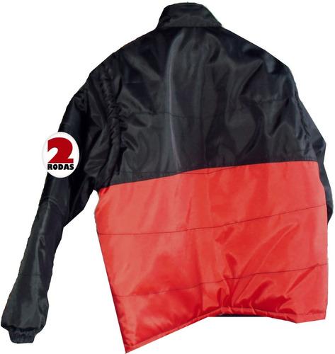 jaqueta motoqueiro  moto  motociclista frio 2rodas promocao
