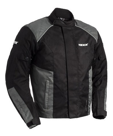 jaqueta motoqueiro moto texx strike 2 impermeavel proteção