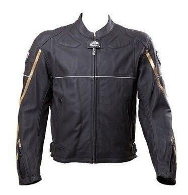 jaqueta motoqueiro motocicilsta couro arlen ness tam 58