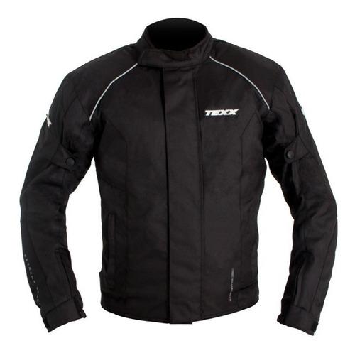 jaqueta motoqueiro texx strike 2 100% impermeável