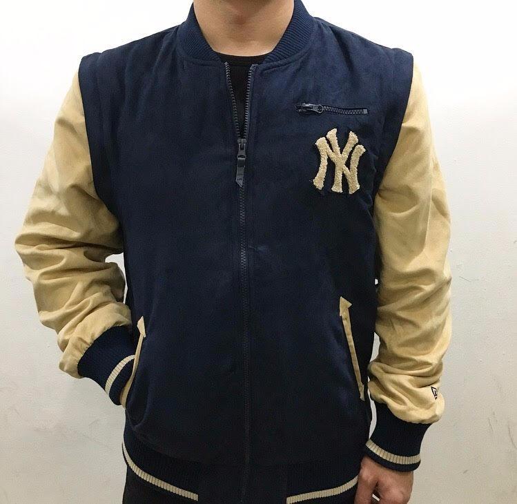 f801c73c61 Jaqueta New Era Mlb New York Yankees - Vira Colete - R  339
