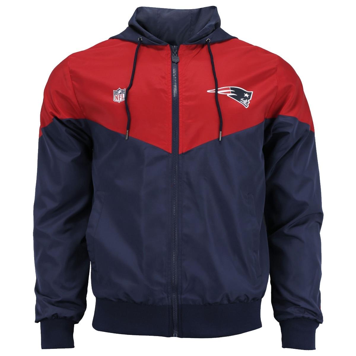 e7a0a9dee jaqueta new era nfl patriots windbreak sport veins. Carregando zoom.