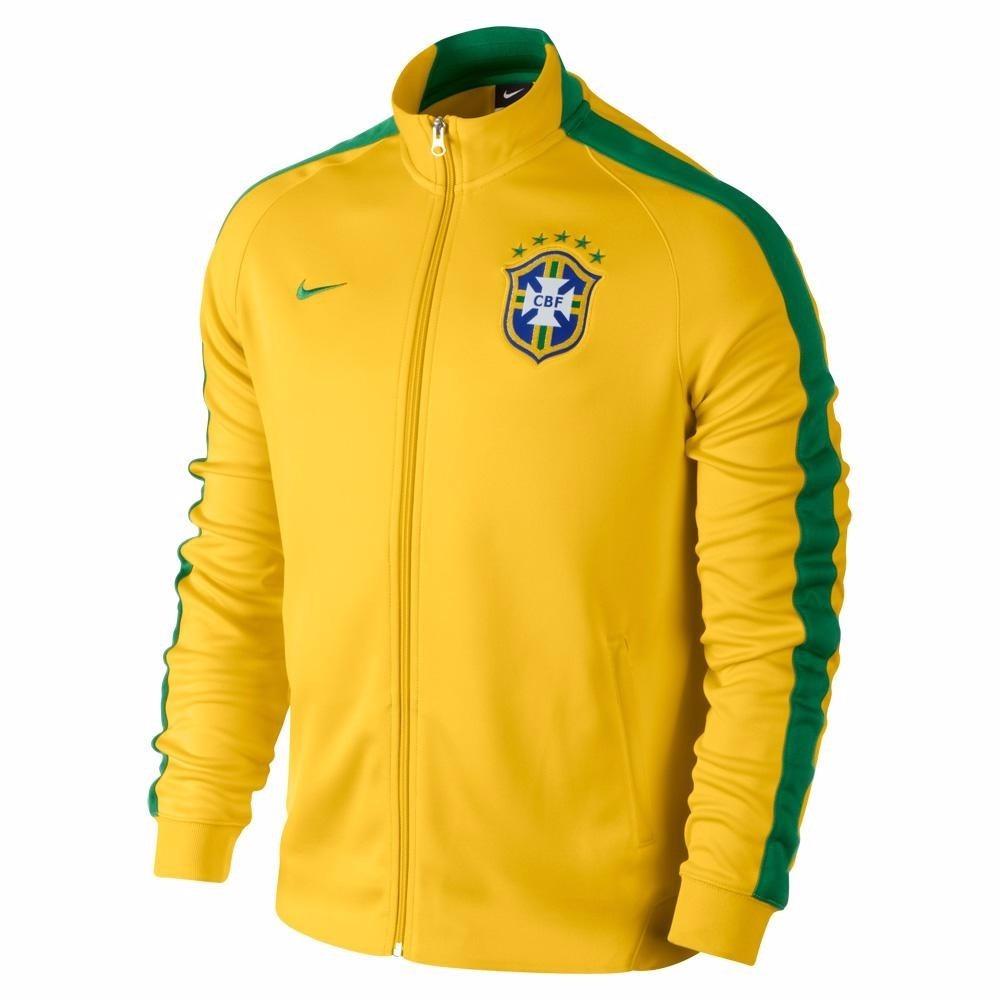 32fc35d951 Jaqueta Nike Cbf N98 Seleção Brasileira De  298