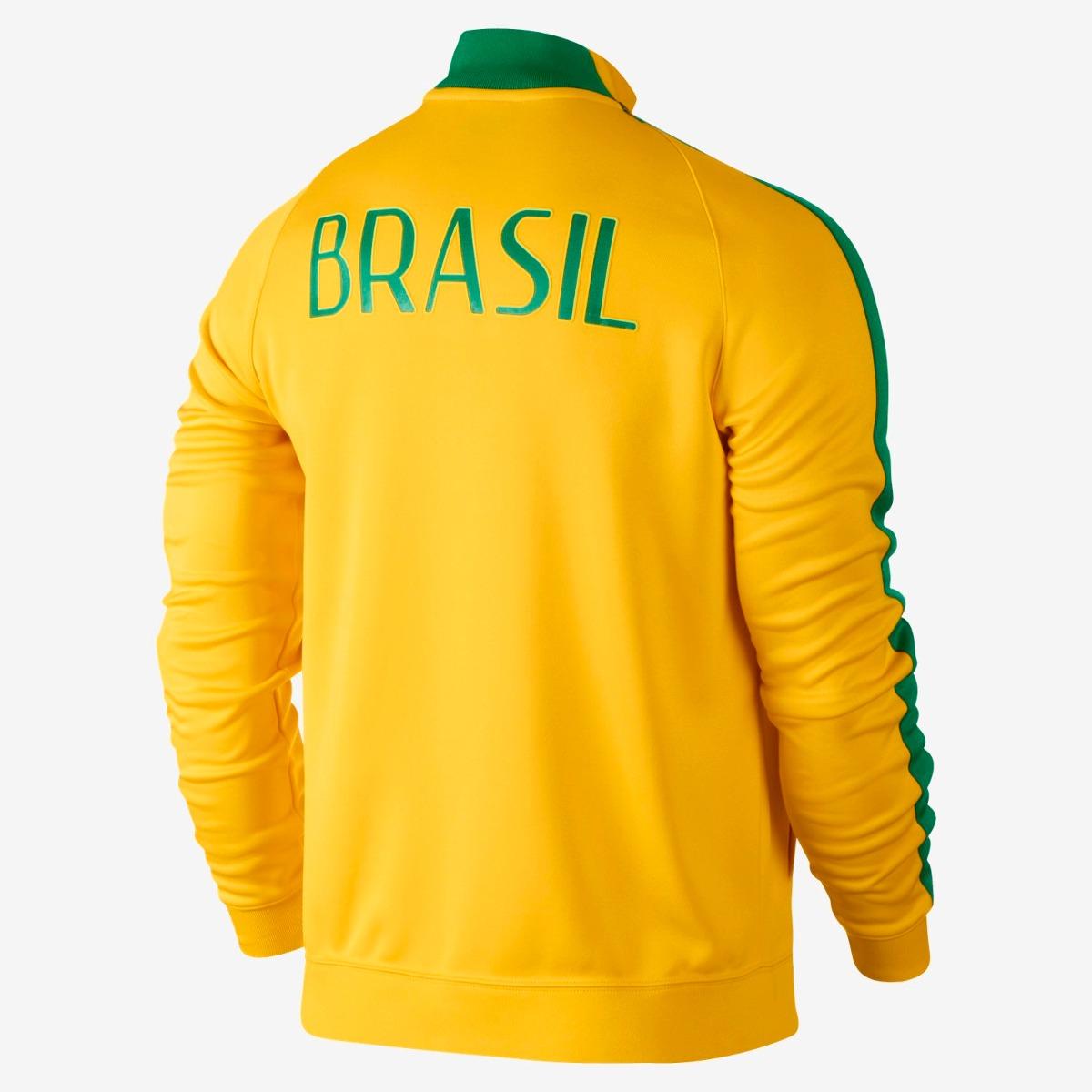 e20c143932 jaqueta nike n98 brasi cbf 2016 2018. carregando c5f8cea2cf3b7f ...