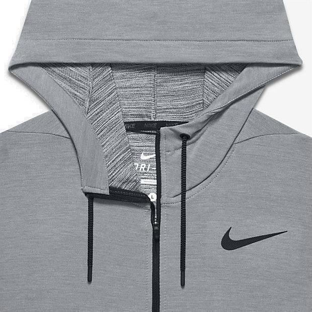 9ce70b8584 Jaqueta Nike Dri-fit Training Fleece Fz Masculina Original - R  199 ...