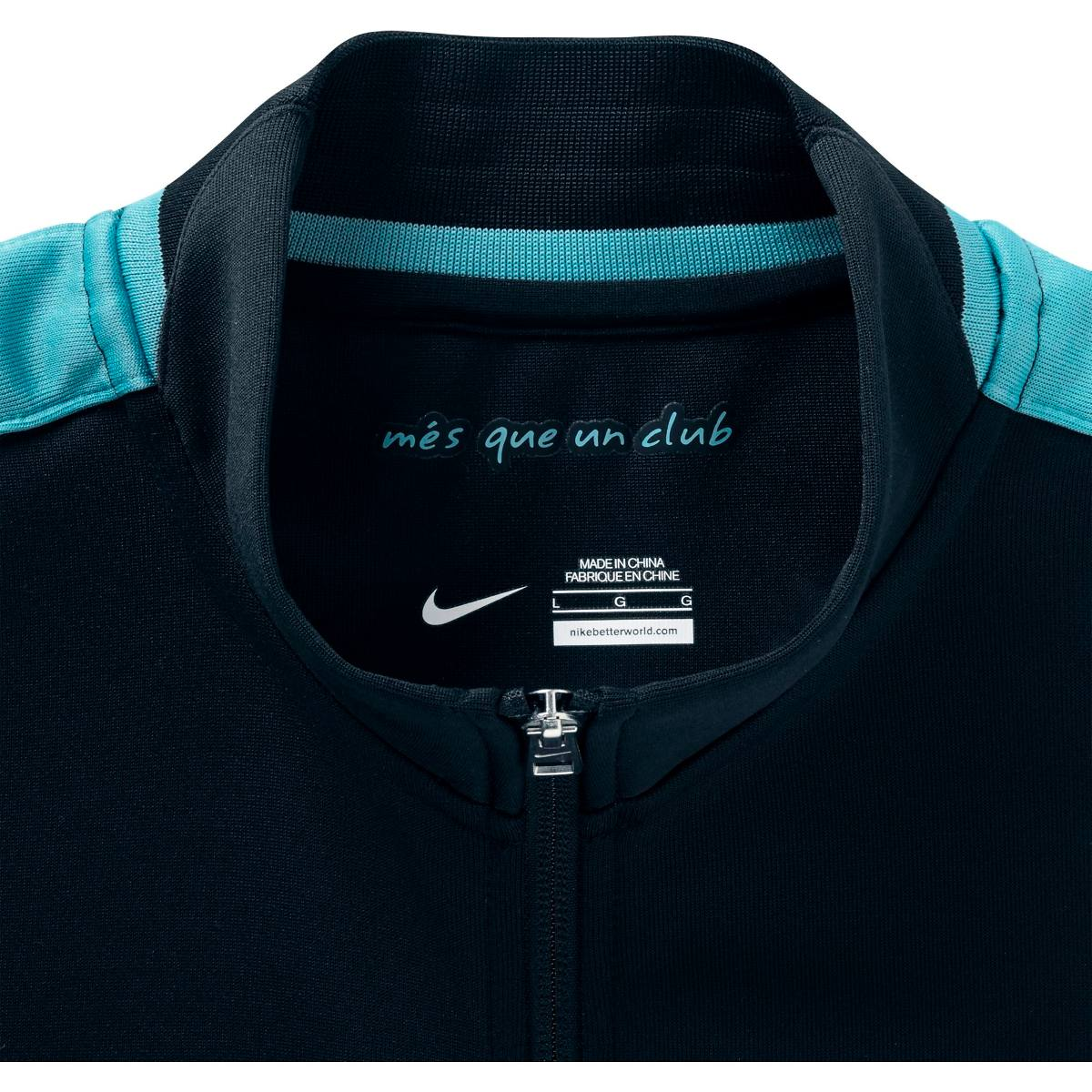 Jaqueta Nike Fc Barcelona Authentic Windrunner ✓ Labzada T Shirt 789a166bb9db3
