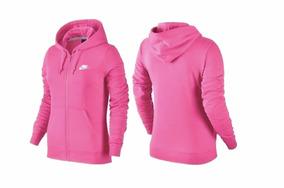 Casacos Inverno Casacos Para Feminino Nike Fúcsia Com O