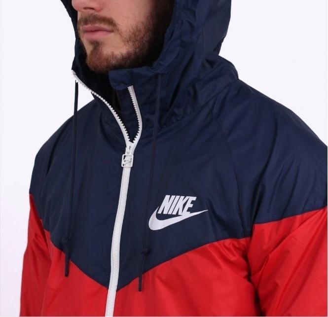 0005bd05dc901 Jaqueta Nike Refletiva Windbreaker Corta Vento Original - R  279