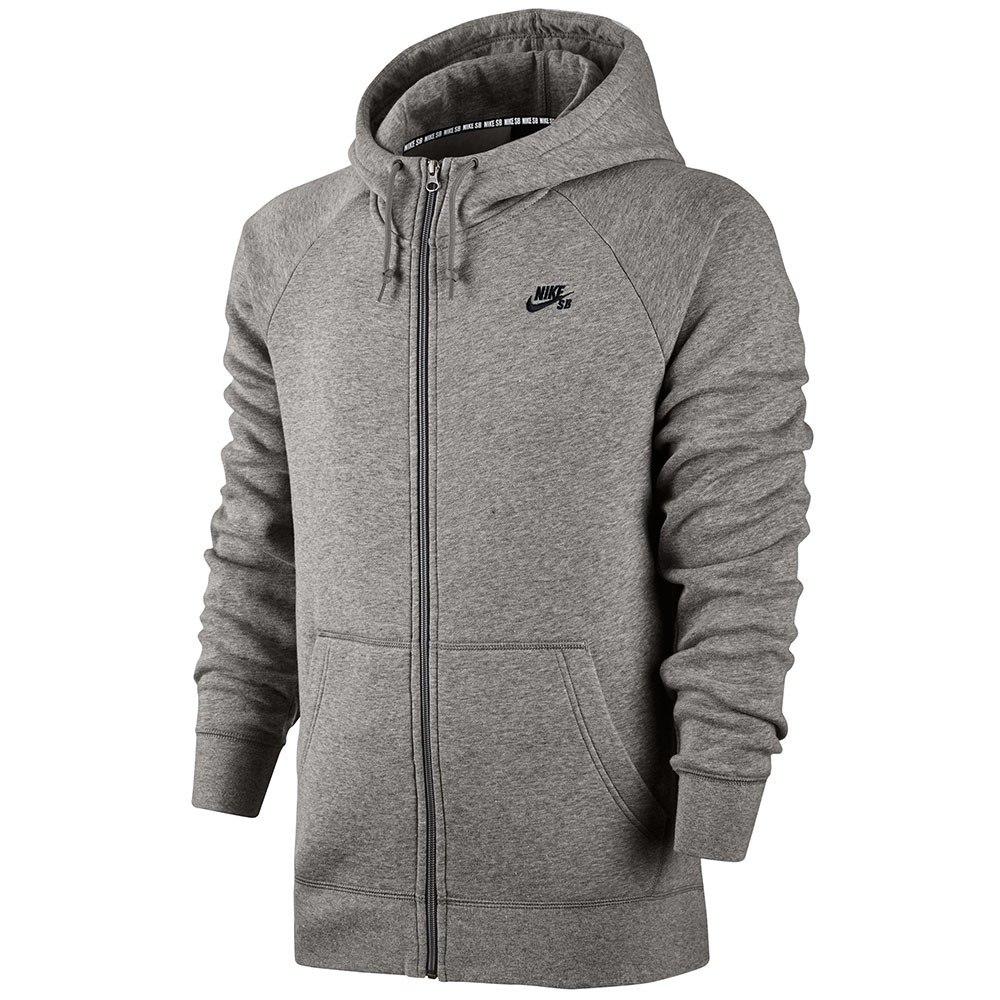 93edc386a406b jaqueta nike sb icon full zip hoodie original + nfe freecs. Carregando zoom.