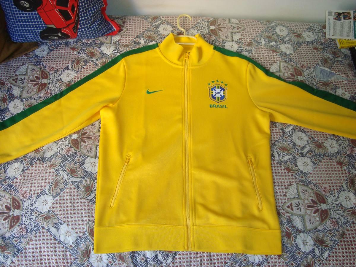 96a633c4a4f jaqueta nike brasi authentic n98 mascu ina nike ... 972e0d3b3907f