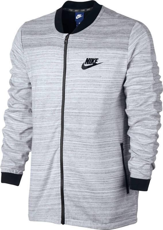 fdb16ac8d0 jaqueta nike sportswear advance 15 837008-100. Carregando zoom.