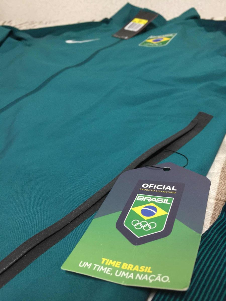 ... time brasil rio2016 olimpíadas. Carregando zoom. fb4bf6dd1b6f28   Jaqueta Nike Stadium Cob Brasil Olimpiadas - R 499 36b22855826b6
