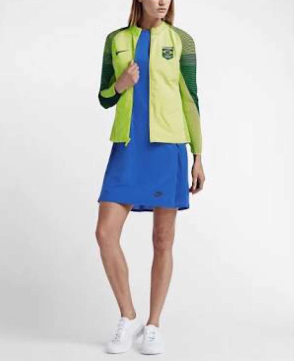 457a7d8c70 casaco jaqueta time brasi o impiadas 2016 feminino . carregando ...
