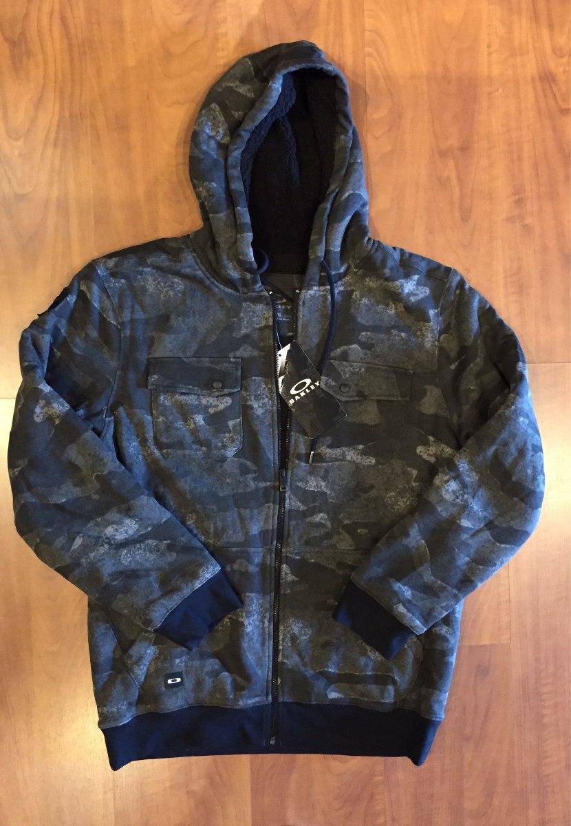 ccb60b6d05814 jaqueta oakley agent hoodie forrada camuflada. Carregando zoom.