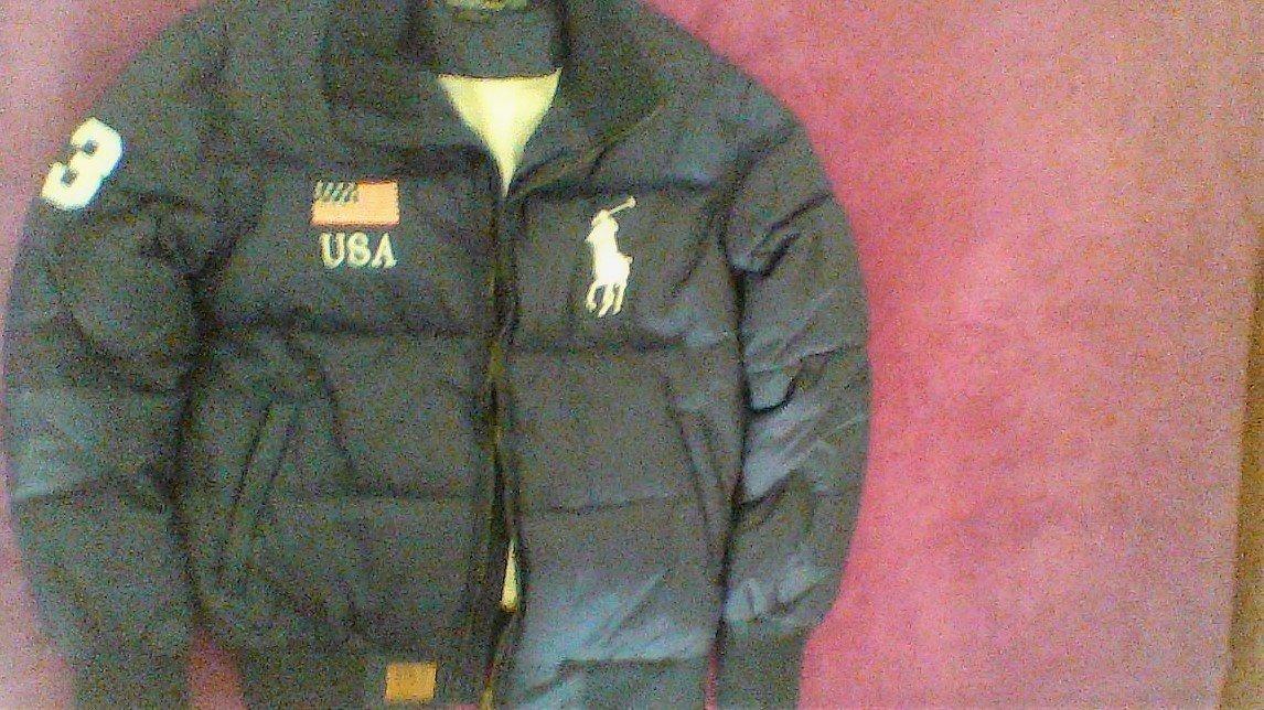 2309fede9263f jaqueta original ralph lauren cor azul bandeira usa. Carregando zoom.