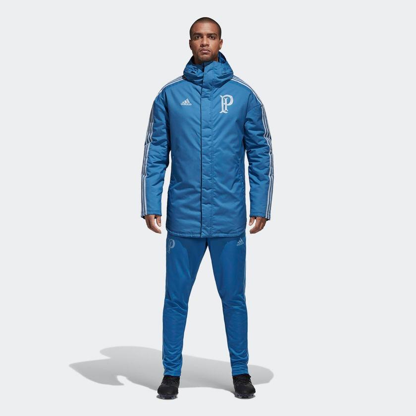 jaqueta palmeiras adidas pesada masculina inverno pesada. Carregando zoom. abb0db23634