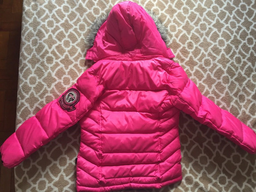 jaqueta para neve  infantil feminina tam 10-12