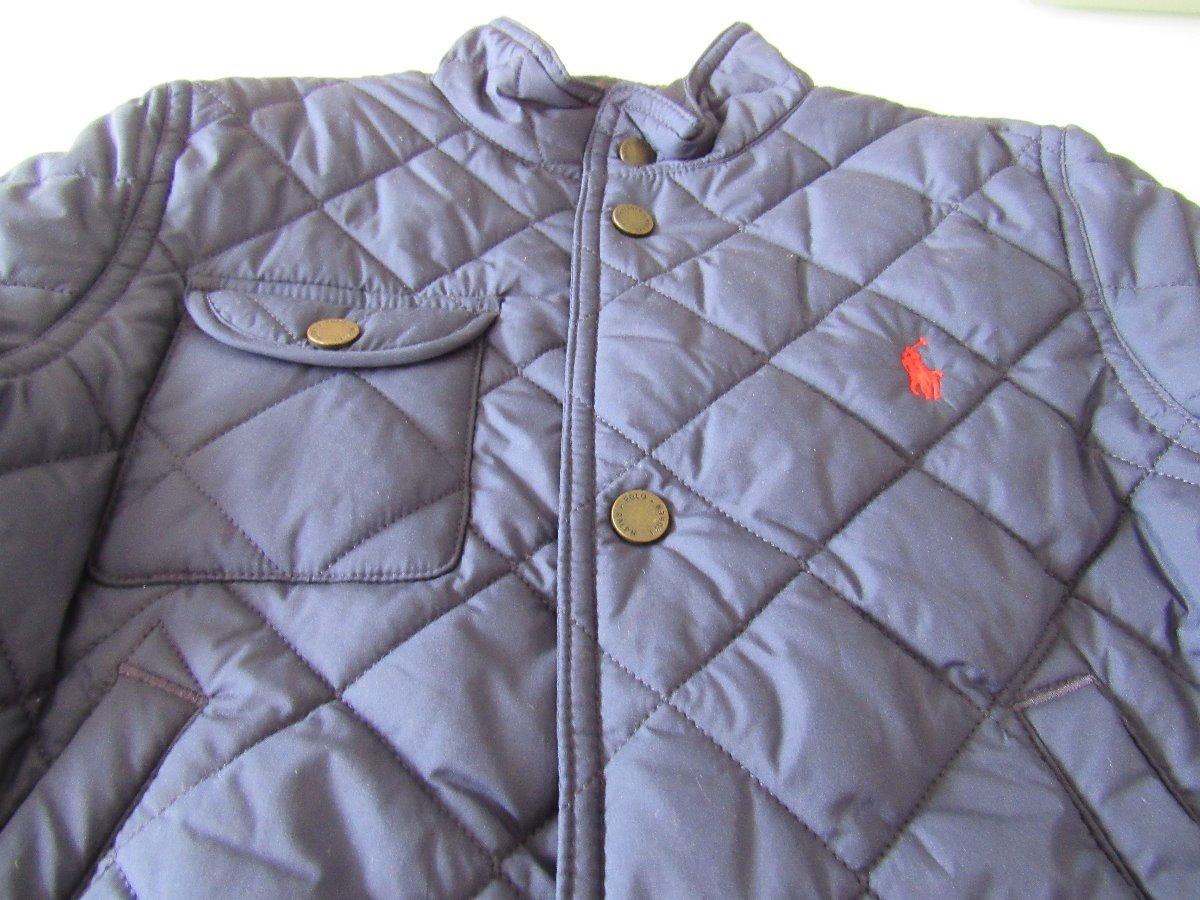 cfa34c81b74fd jaqueta polo ralph lauren infantil masculina 7 anos usada. Carregando zoom.