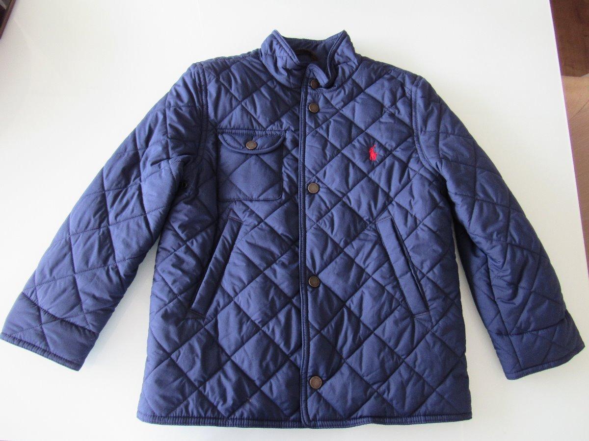 0a1f62f277f jaqueta polo ralph lauren infantil masculina 7 anos usada.  Carregando zoom. 79fc2f4b554c6