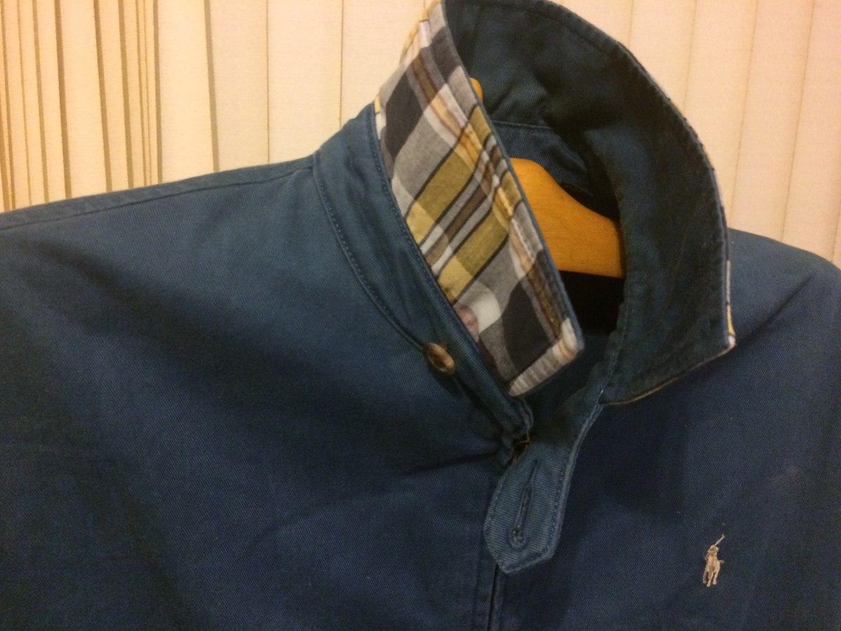 551c59a791 jaqueta polo ralph lauren masculina small jeans sarja azul. Carregando zoom.