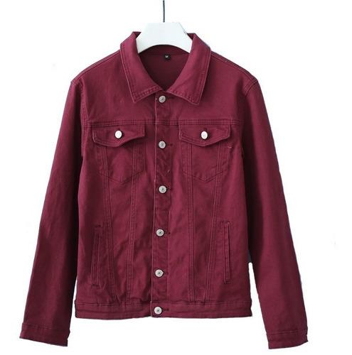 jaqueta premium escura masculina casaco slim com lycra