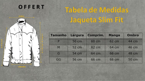 jaqueta premium masculina casaco slim fit bomber  offert