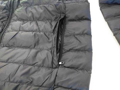 jaqueta preta masculina pump original vw