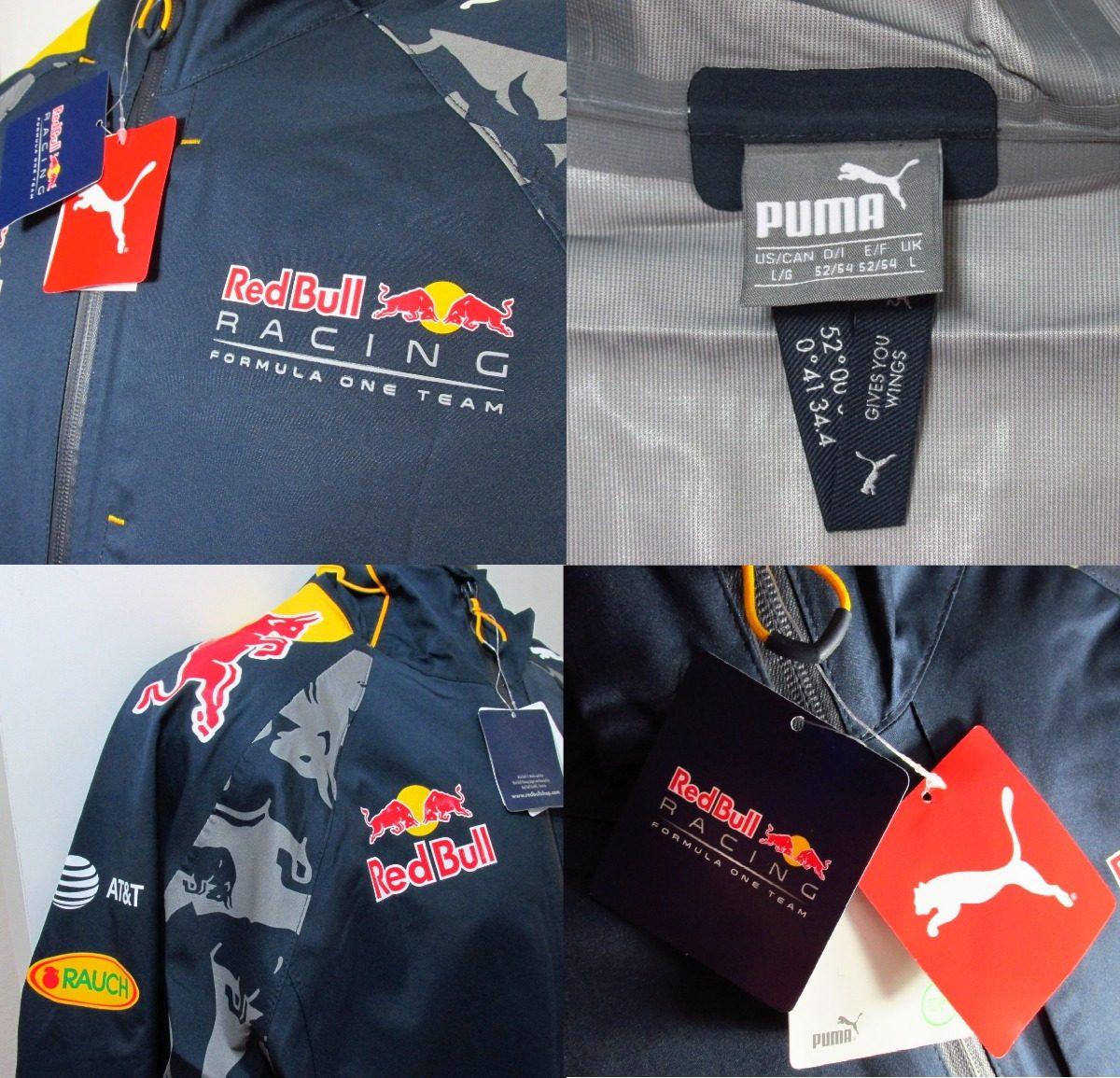 7845c28026951 jaqueta puma red bull racing 100% original produto europeu. Carregando zoom.