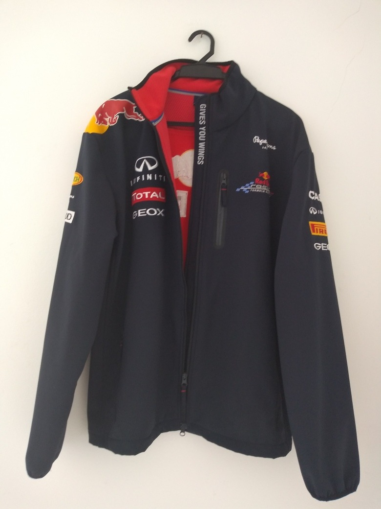 jaqueta red bull f1 racing original. Carregando zoom. 338706d54f9b3