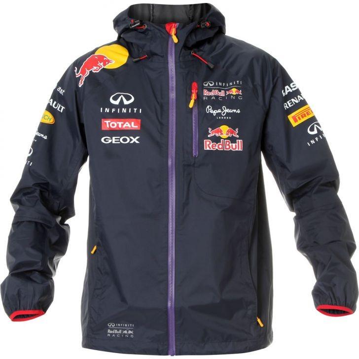 Jaqueta Red Bull Formula 1 P  Chuva + Frete Gratis - R  699 5d8b00523f8