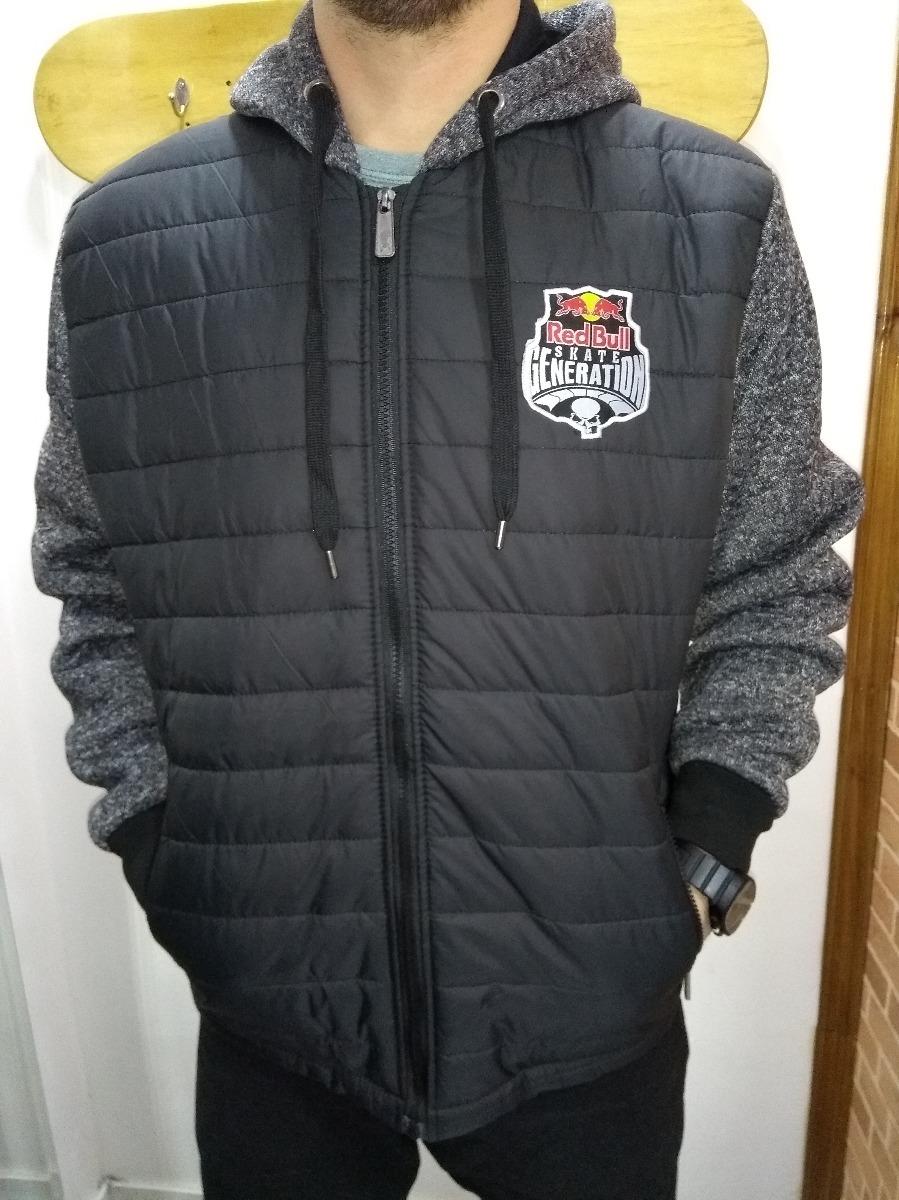 cf726ddfda727 Jaqueta Red Bull Nylon Generation - R  179