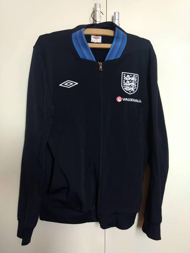 173aef9557 jaqueta seleção inglaterra - oficial umbro 2012. Carregando zoom.