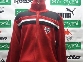 6e416d9065 Jaqueta Bobojaco São Paulo Masculina Times - Camisas de Futebol no Mercado  Livre Brasil