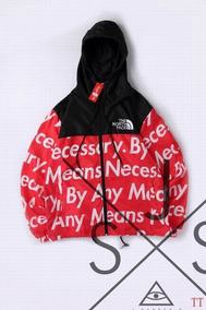 aab584bdf Jaqueta Supreme The North Face By Any Means