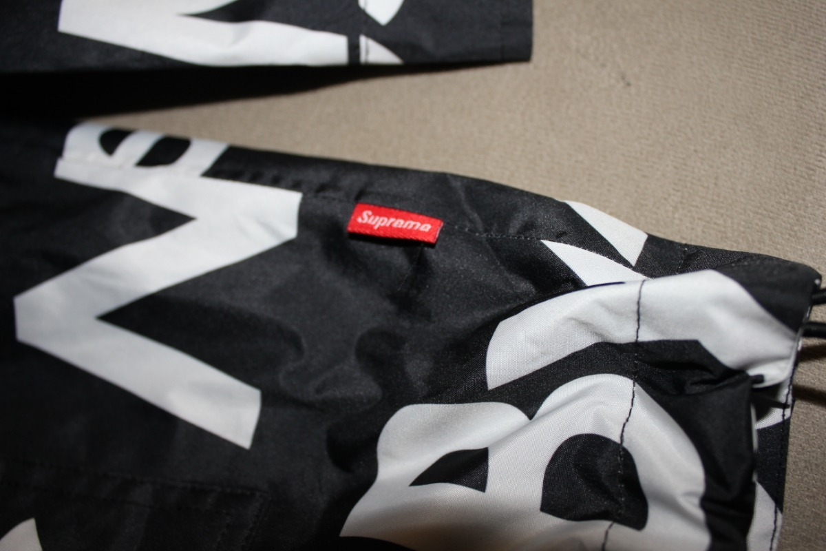 aef8f095c Jaqueta Supreme X Tnf By Any Means Necessary Impermeável