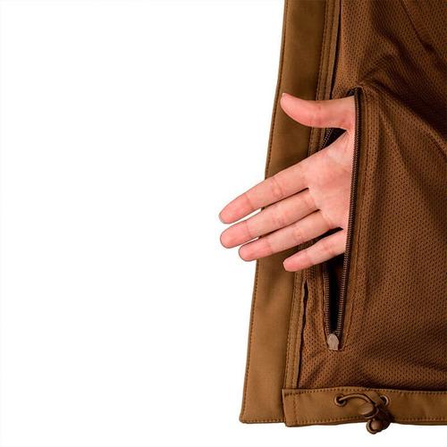 jaqueta tática campana invictus 4 bolsos softshell original