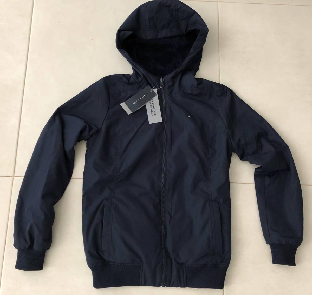 185c4e463 jaqueta tommy hilfiger masculina casaco ziper azul original. Carregando  zoom.